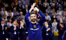 Adiós a Juan Carlos Navarro, el mayor talento español