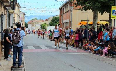 Uruñuela, Hervías y Villaverde de Rioja reciben a los atletas