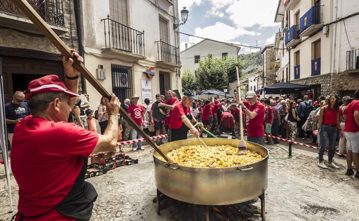 Fiesta de la Solidaridad en Torrecilla