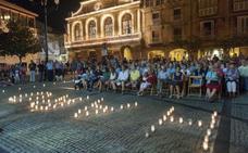 Haro presenta el concierto de las velas sin la banda municipal