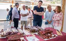 La feria de artesanía de La Rioja reúne en Ezcaray, hoy último día, a 21 productores