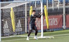El Getafe prueba al Madrid