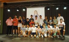 IV gala de deporte de Aldeanueva de Ebro