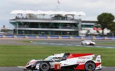 Toyota y Alonso, suma y sigue con Buemi de héroe