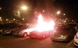 El robo de vehículos en Logroño se duplica durante el primer semestre del año