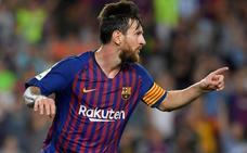 Messi siempre vuelve