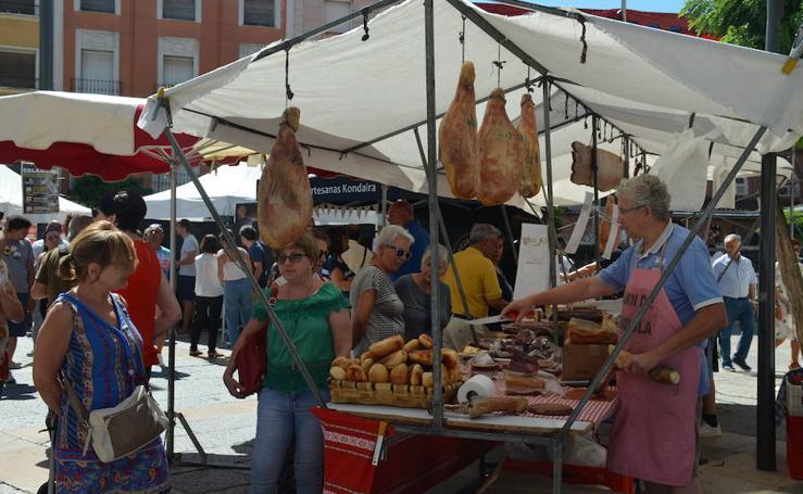 Feria de Artesanía en Calahorra