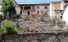 La Guindilla: solar en estado peligroso en Tricio