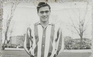 Retrato del futbolista Robert