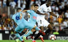 Valencia y Atlético firman tablas