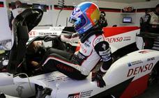 Descalificado y con la vista en la F1