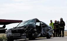 El número de fallecidos en las carreteras alcanza los 754, doce más que el año pasado
