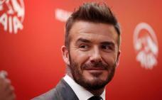 Beckham recibirá el Premio Presidente de la UEFA