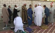 Los musulmanes riojanos celebran la Fiesta del Cordero