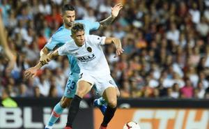 Vitolo, al menos un mes de baja por una lesión en la rodilla