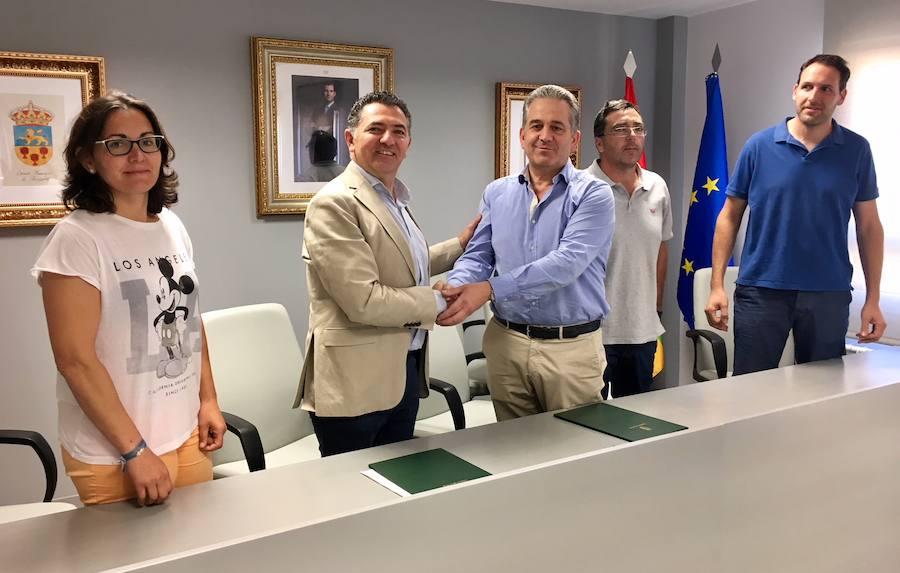 Las obras del polideportivo de Manjarrés se licitan por casi 394.000 euros