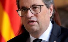 Torra cumple 100 días entre la amenaza unilateral y el deshielo con Madrid