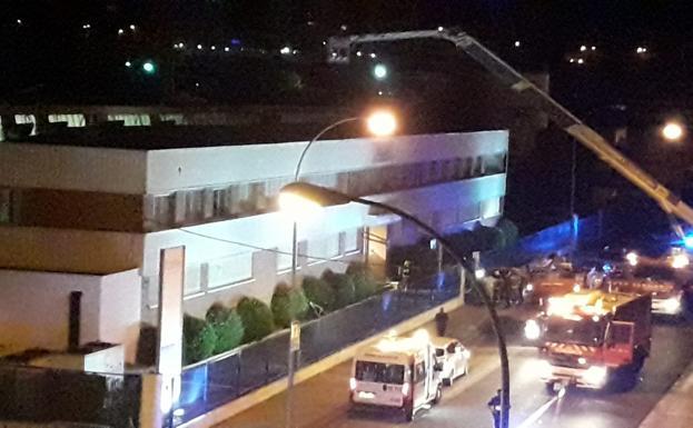 0b1bab7a3 Sofocado un incendio en la empresa logroñesa de papelería y envases Toybe |  La Rioja