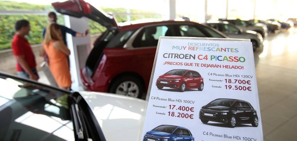 Los concesionarios riojanos ofertan coches a precio de coste para librarse de los vehículos más contaminantes