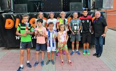Vallejo y Ruiz Gómez vencen en Ledesma