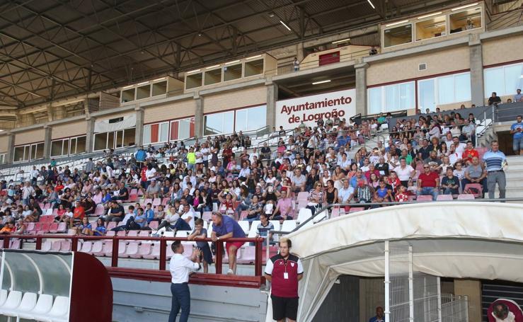 EDF-Real Sociedad en Las Gaunas