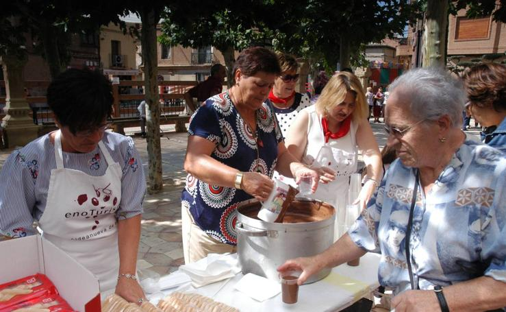 Día de la mujer en Aldeanueva de Ebro