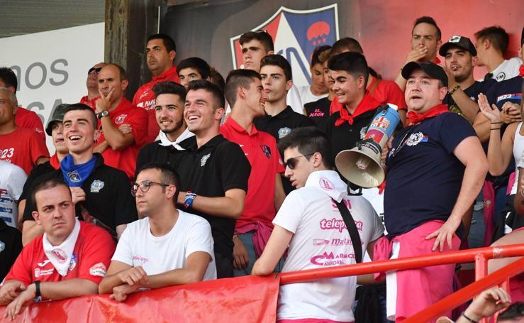 Calahorra 2 - Amorebieta 0