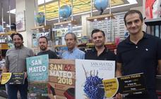 2.000 ejemplares del cartel ganador de San Mateo vestirán Logroño