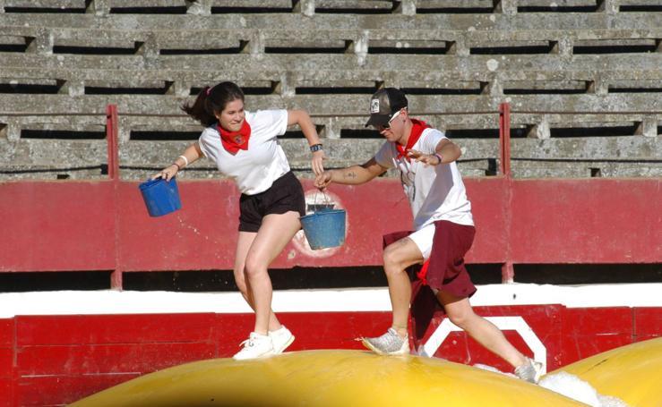 Grand Prix entre peñas y cuadrillas en Calahorra