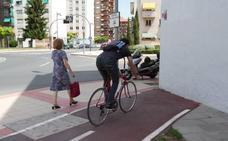 El Ayuntamiento estudia cómo mejorar los itinerarios del carril bici