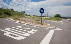 PR+: «En La Rioja tenemos las peores carreteras del Estado»
