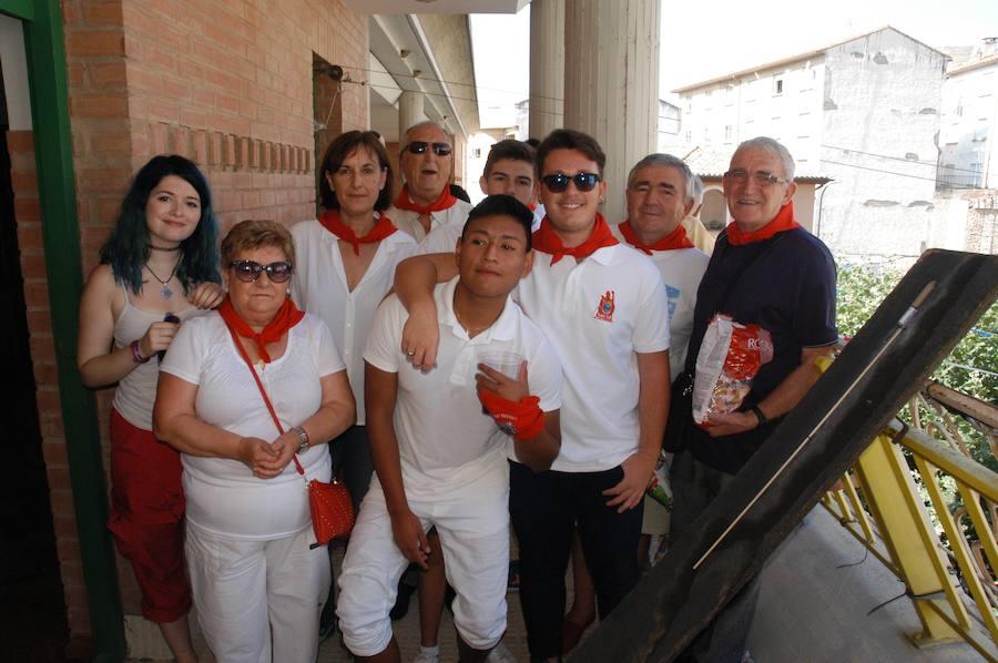 Fiestas de Cervera en honor a San Gil