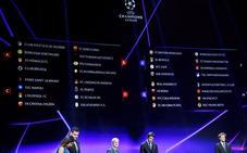 Sólo el Madrid sonríe en el sorteo de Mónaco
