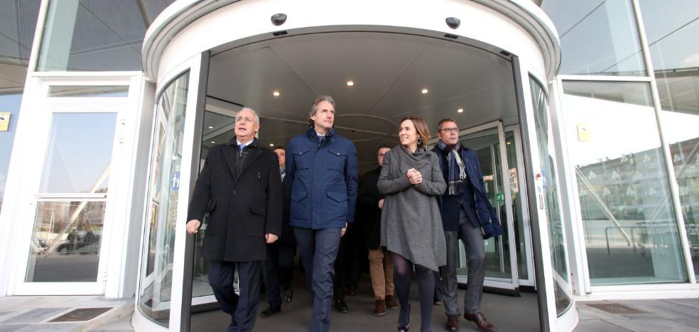 Gamarra exige al PSOE la licitación «urgente» de la Ronda Sur según «dejó preparado» el PP