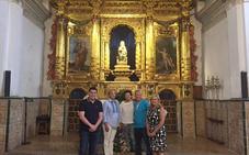 Culmina la restauración de la ermita de Allende tras inversión de 32.000 euros