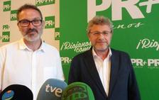 El PR+ pide a PP y PSOE que dejen de «echarse las culpas» por la ronda sur