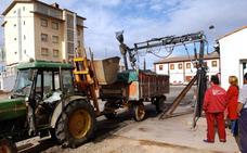 Tractores y remolques podrán circular de sol a sol