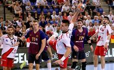Un inaccesible Barça mantiene su hegemonía en Logroño