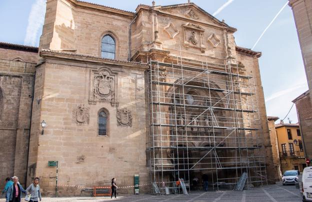 Santo Domingo Devuelve Esplendor A Su Joya La Rioja