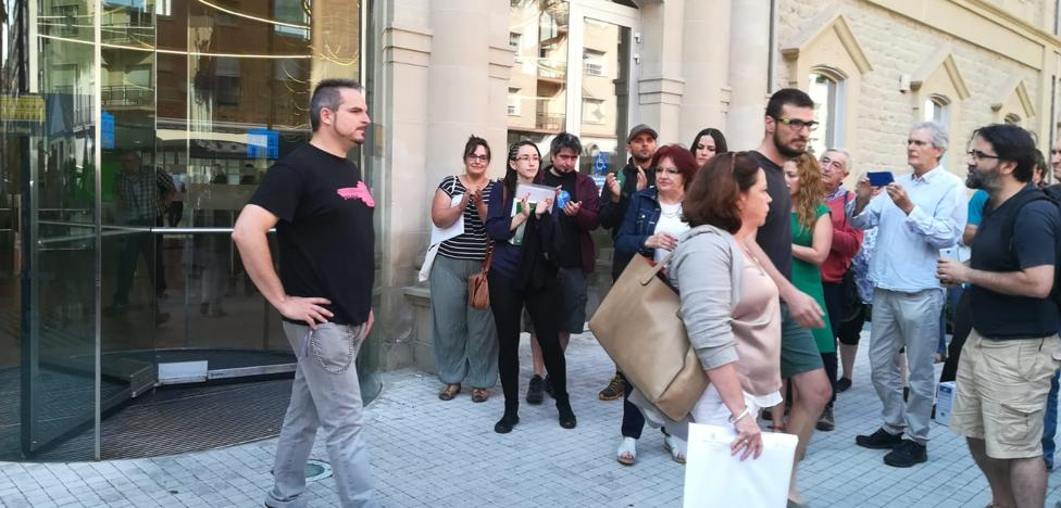 Sentencia del 14N: 4 años y 9 meses para Pablo Alberdi, y uno para Jorge Merino