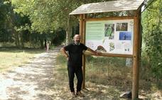 Pedagogía en el parque del Najerilla