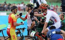La España de Coloma, séptima en los relevos por equipos a 2:03 de Suiza