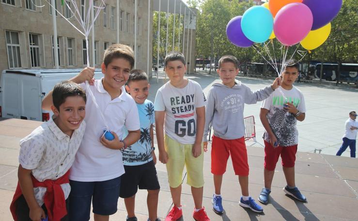 Acto de inauguración del curso de las Escuelas Católicas de La Rioja