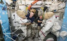 Sabotaje en la Estación Espacial