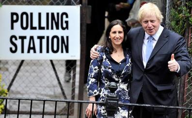 Boris Johnson se divorcia antes de derribar a May