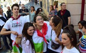 Programa de San Mateo 2018 en Logroño: domingo 16