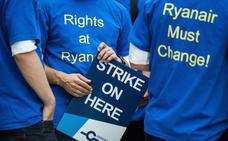 Los trabajadores de Ryanair harán una huelga a nivel europeo a finales de mes
