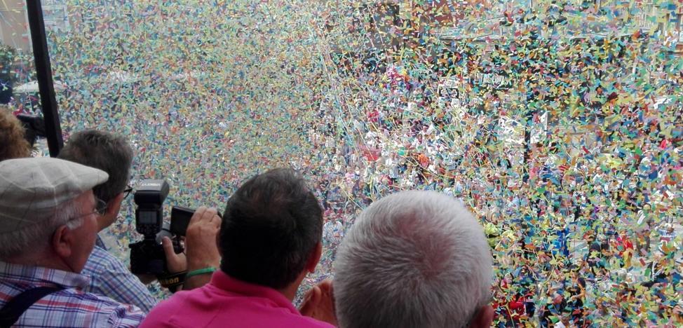 Explosión de color y tradición en Haro
