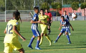 Arnedo se viste de futuro en la segunda jornada de su Torneo Internacional