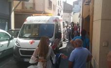 Un muchacho de 15 años resulta herido en el encierro de Alfaro